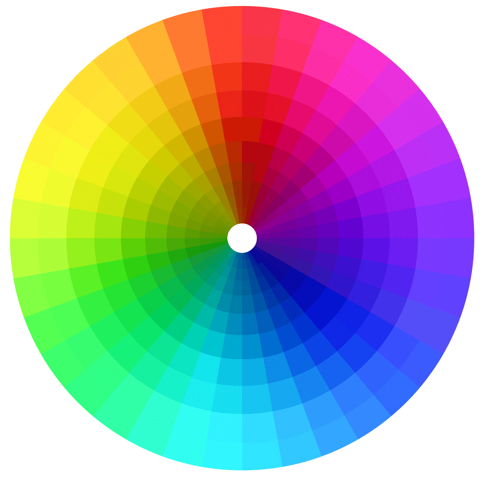 light color spectrum